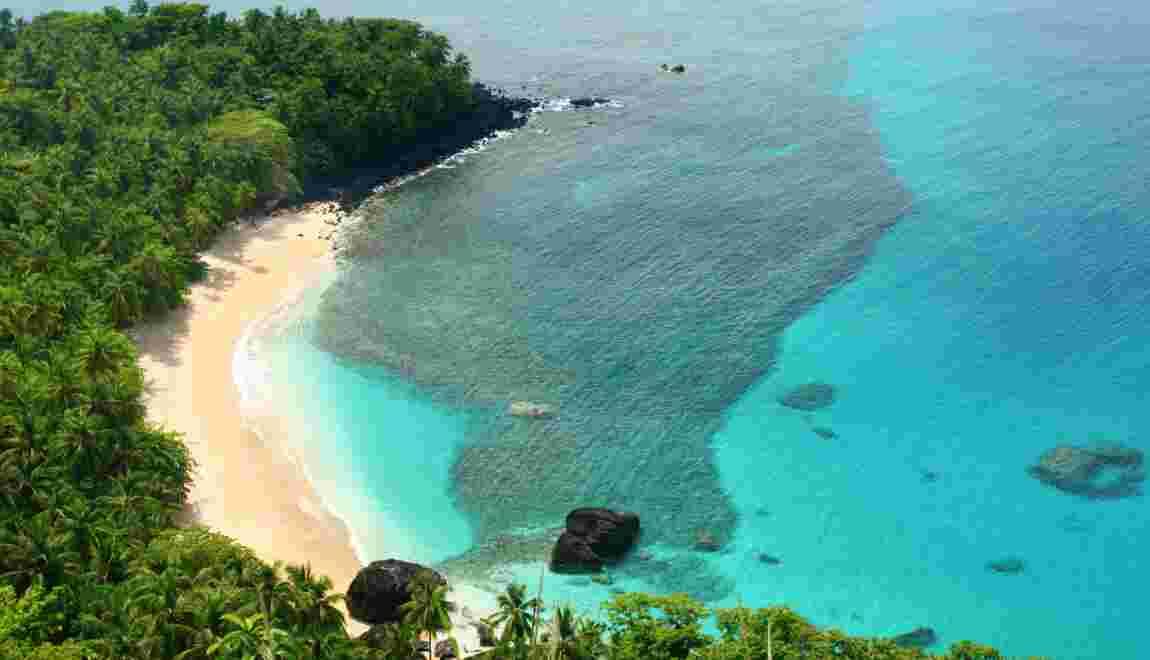 São Tomé-et-Príncipe : un archipel vierge au large de l'Afrique