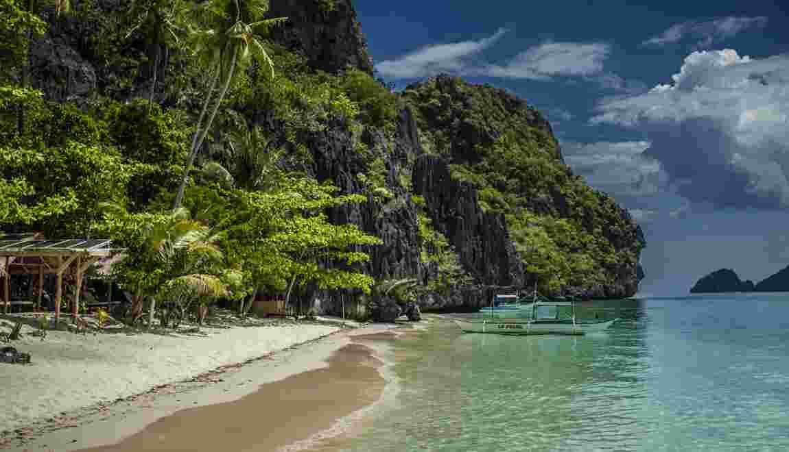 VIDÉO : Palawan, la perle rare des Philippines