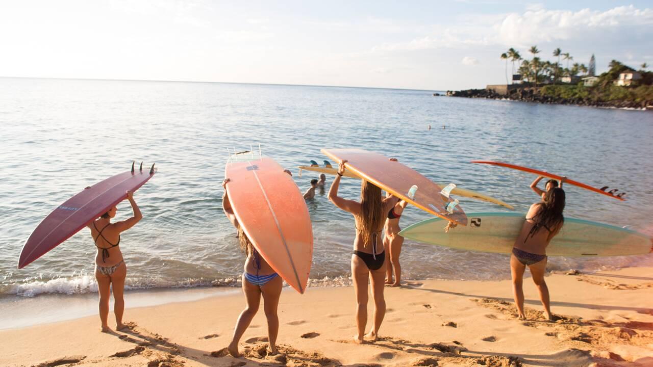 Planche de surf : comment faire le bon choix ?