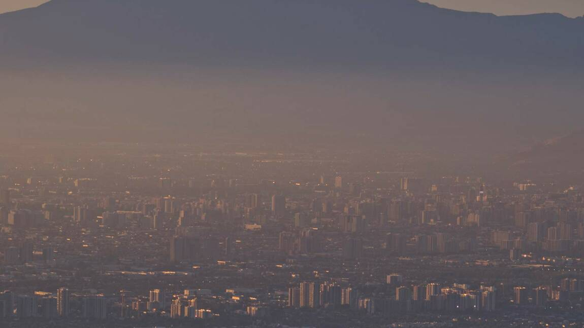 Pollution de l'air : les pays les plus menacés