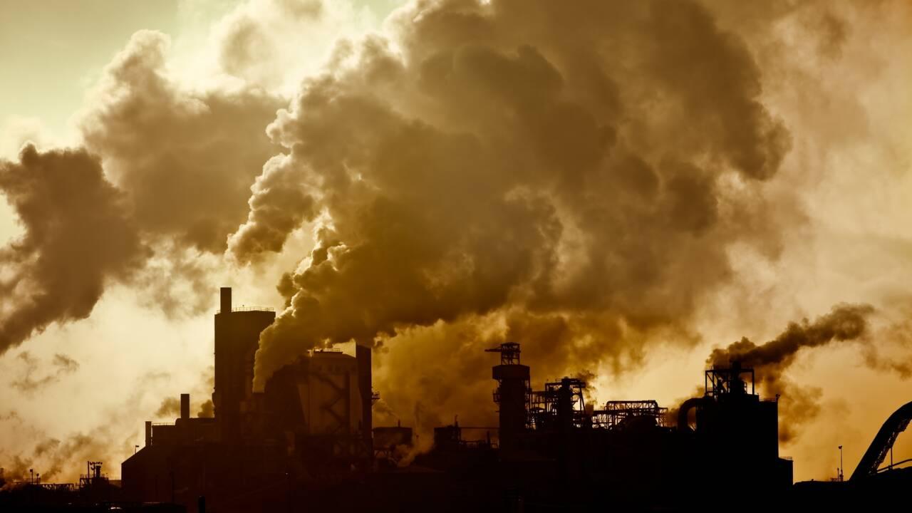 Pollution atmosphérique : la dégradation de l'air ambiant