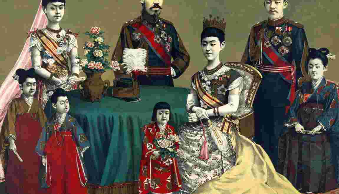 Japon : l'empereur, dieu vivant ou icône sans pouvoir ?