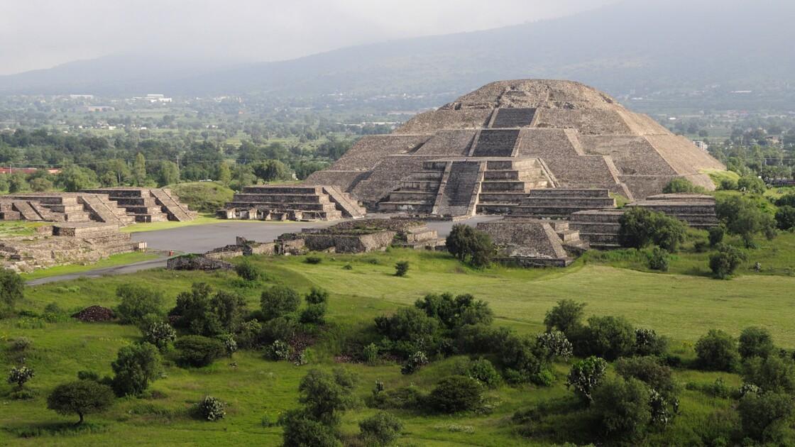 Mexique : immersion dans la mystérieuse cité de Teotihuacán