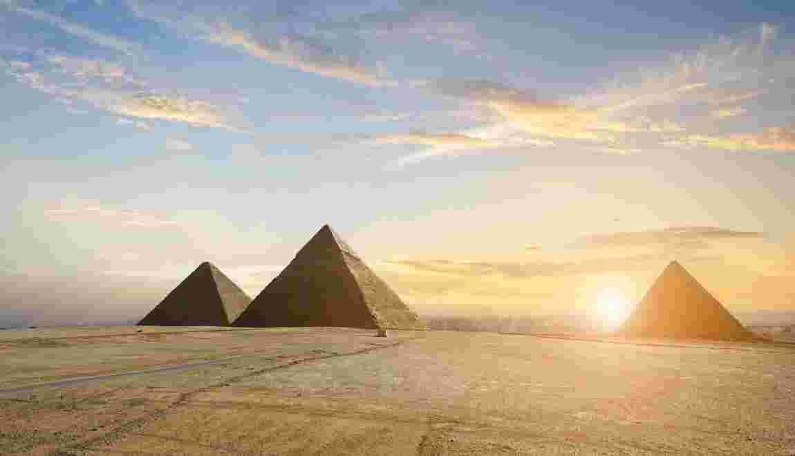 En Egypte, de nouvelles découvertes pharaoniques