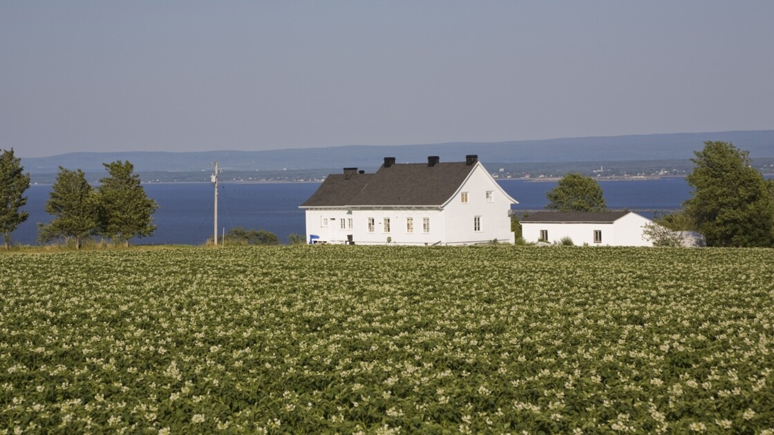 Orléans, l'île-jardin du Québec