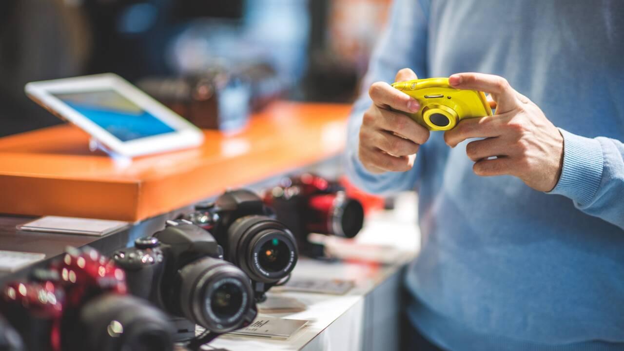 Quel appareil photo choisir ?