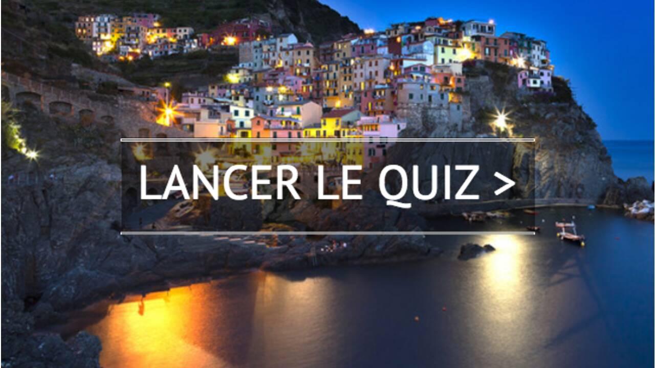 QUIZ - Connaissez-vous bien les Cinque Terre ?