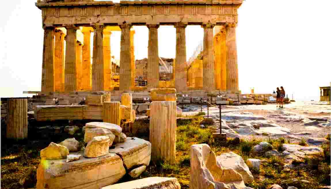 Grèce antique : testez vos connaissances