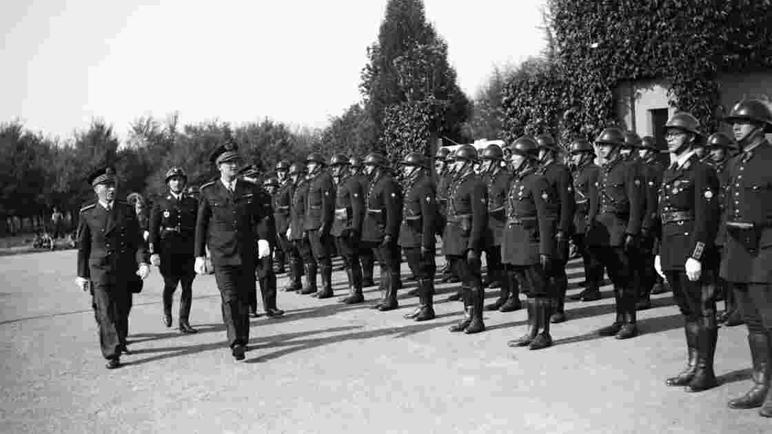 Occupation : la police française, précieuse alliée du IIIe Reich