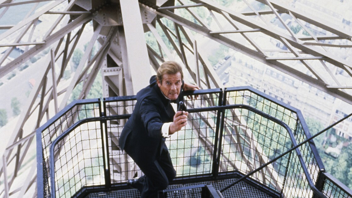 Disparition de Roger Moore : la géopolitique selon James Bond