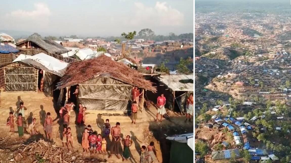 Rohingya : les réfugiés dans l'impasse au Bangladesh