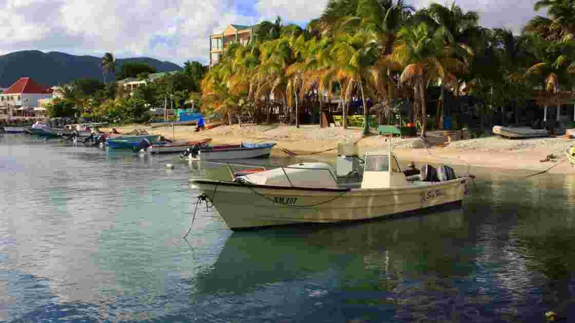 Destination Caraïbes