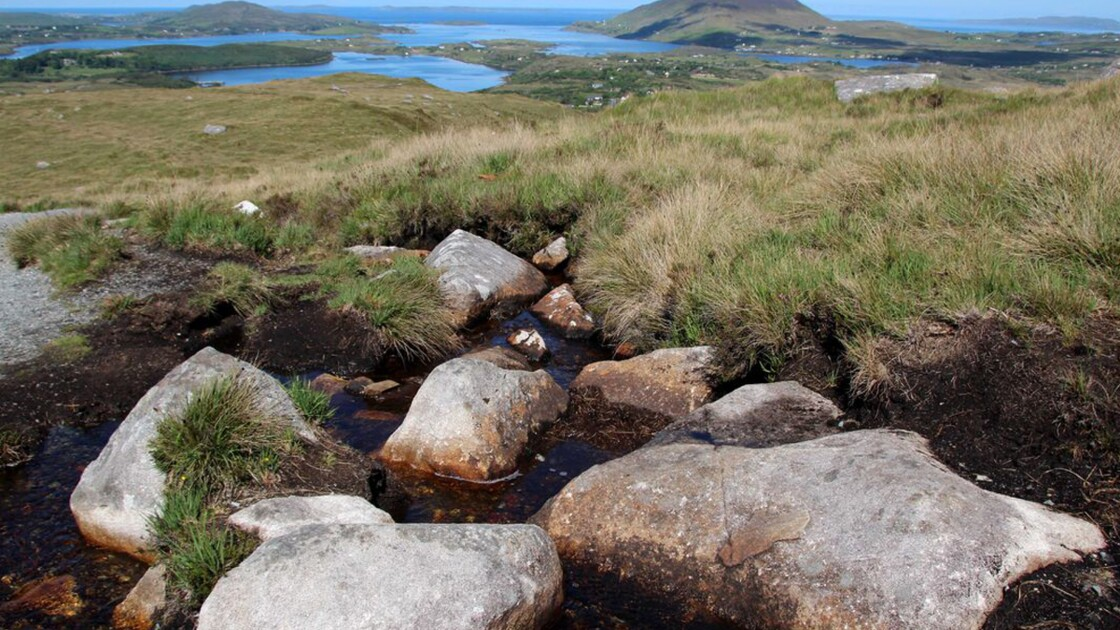 Le Connemara, terre sauvage