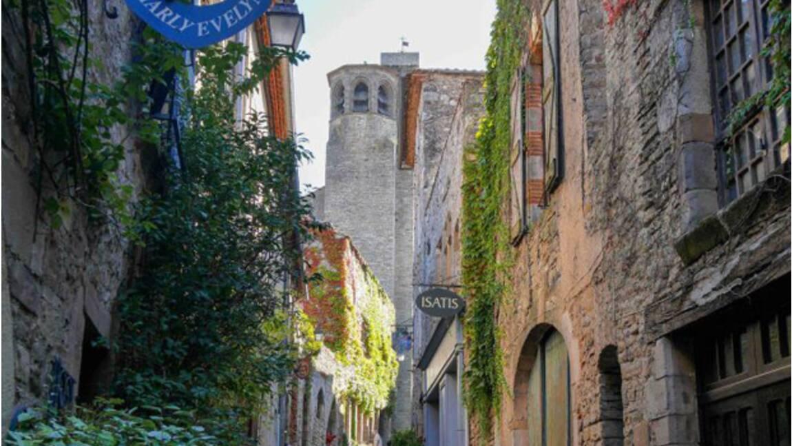 Escale à Cordes-sur-Ciel