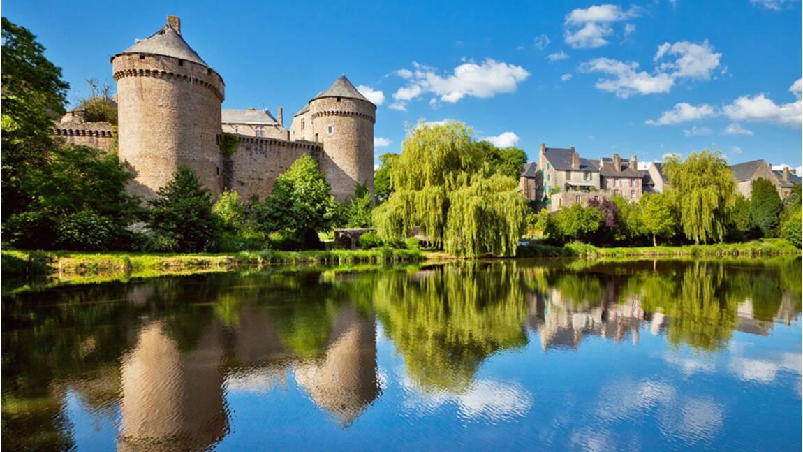 Balade en Mayenne