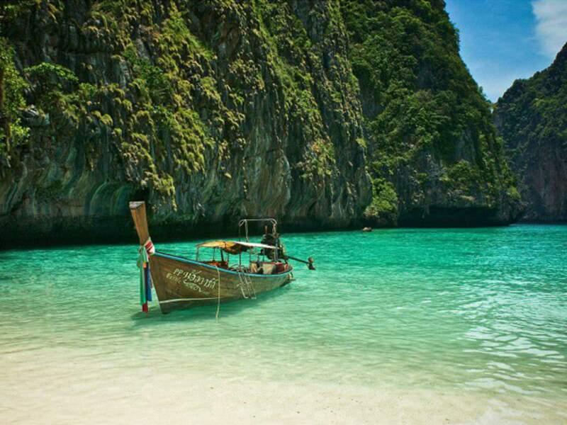 Koh Phi Phi, en Thaïlande