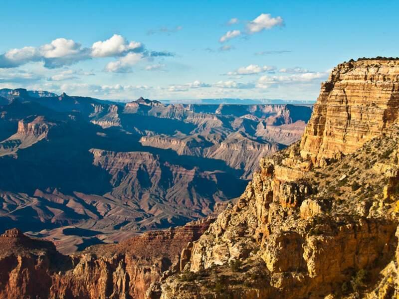 Diaporama n°1 - Etats-Unis : à travers les parcs naturels de l'Ouest