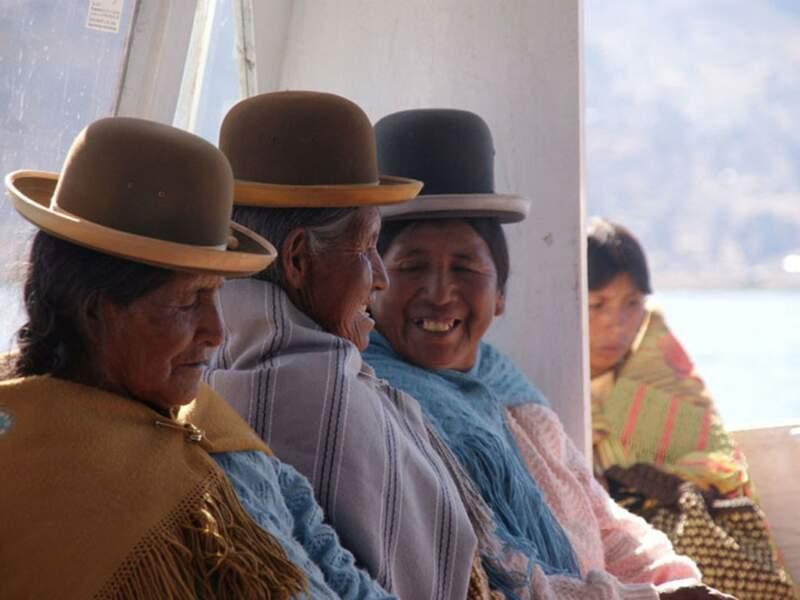 Diaporama n°1 : De l'immensité des plateaux boliviens au Machu Picchu