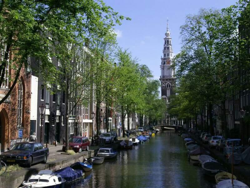 Diaporama n°1 : Randonnée urbaine à Amsterdam