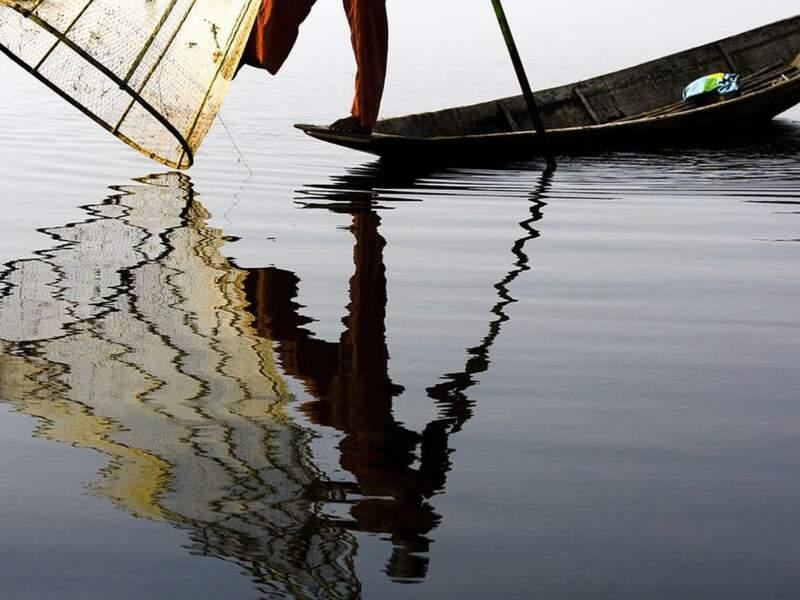 Diaporama n° 1 : Birmanie : vivre au rythme de l'eau