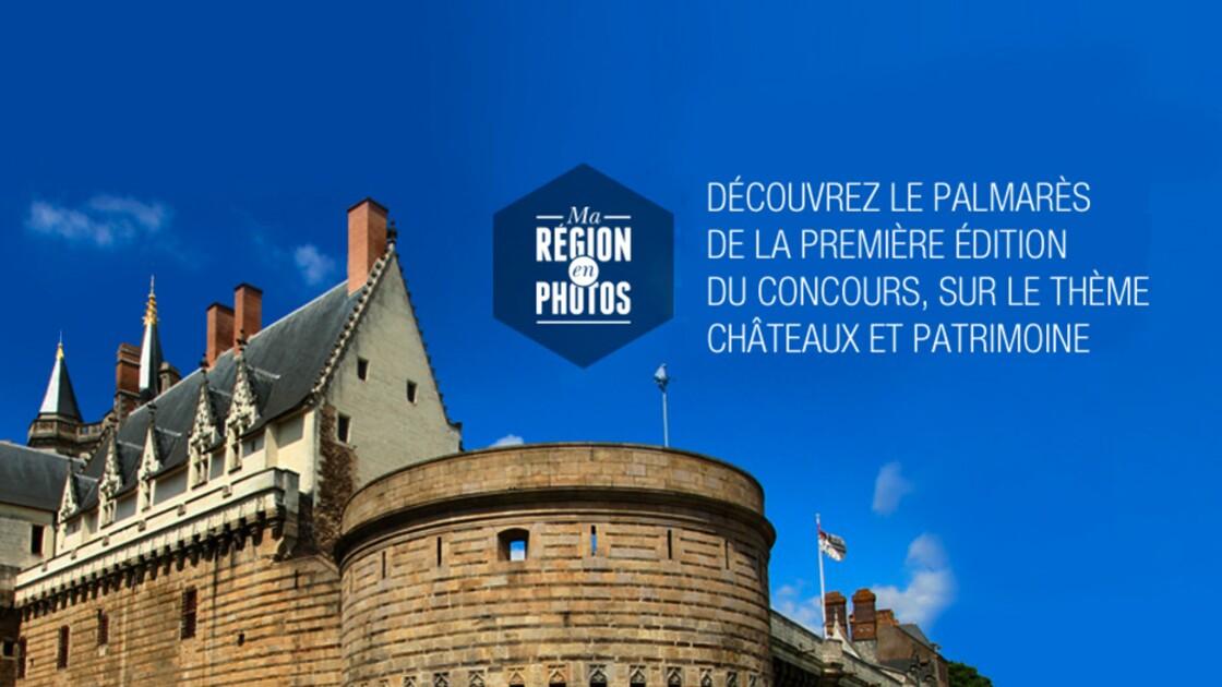 """Concours """"Ma région en photos"""" : les gagnants de l'édition n°1 """"Châteaux et patrimoine"""""""