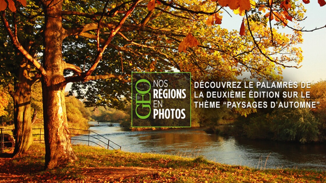 """Concours """"Nos régions en photos"""" : les gagnants de l'édition n°2 """"Paysages d'automne"""""""