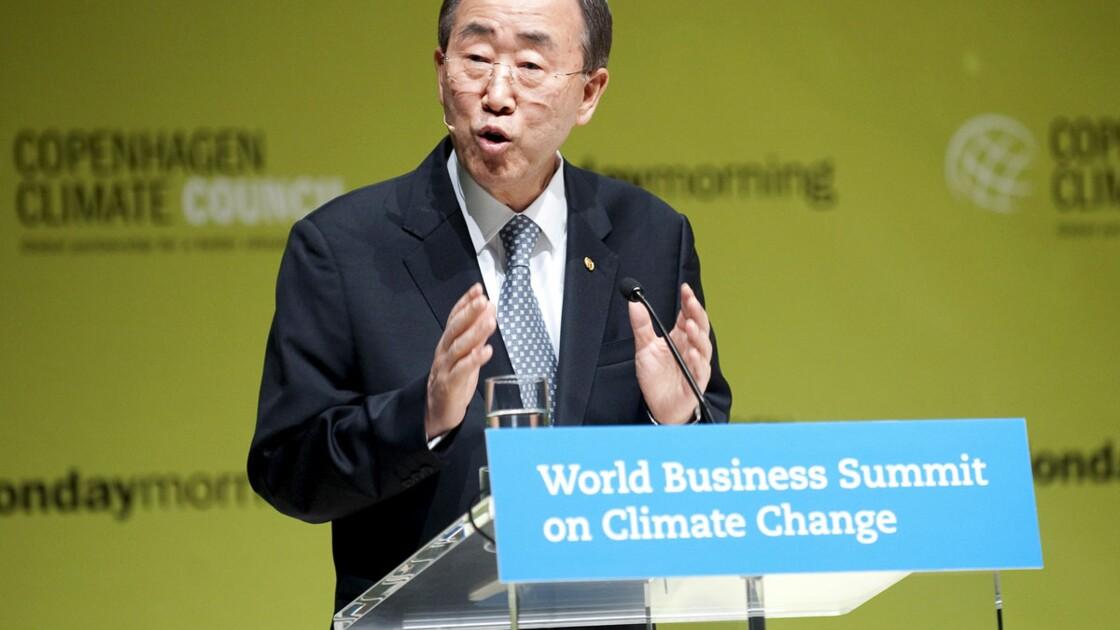Copenhague : Ban Ki-Moon optimiste sur l'issue du sommet