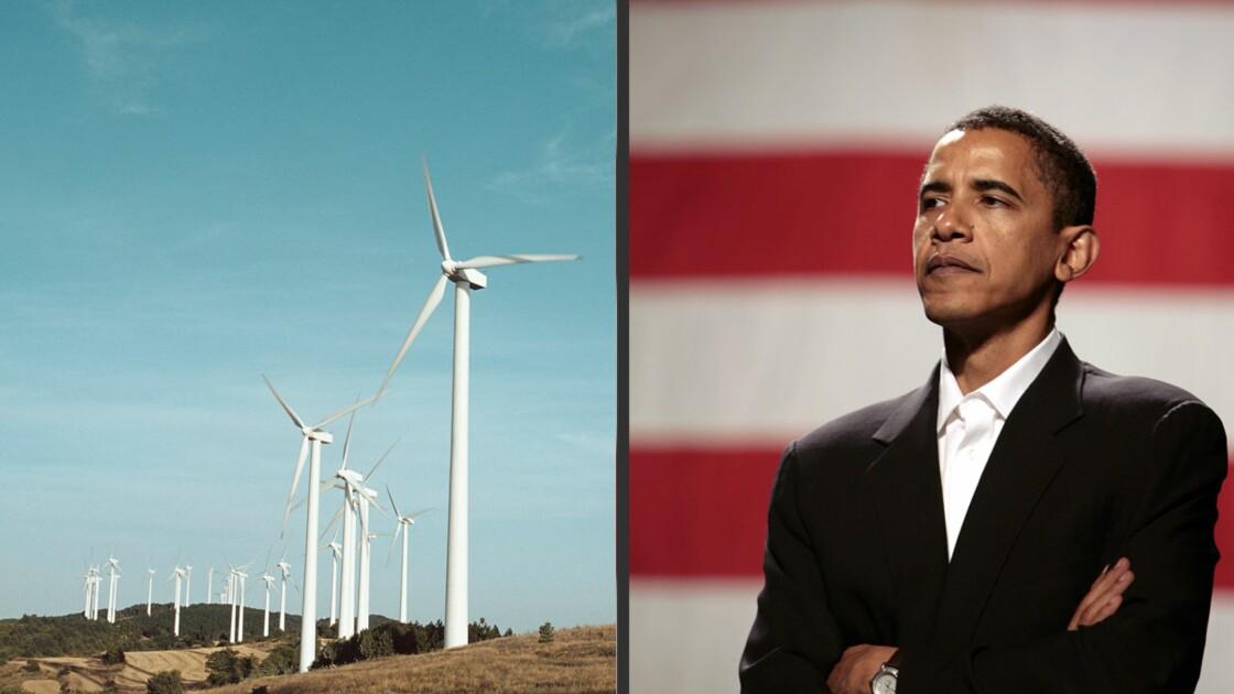 Le programme vert de Barack Obama 1/2