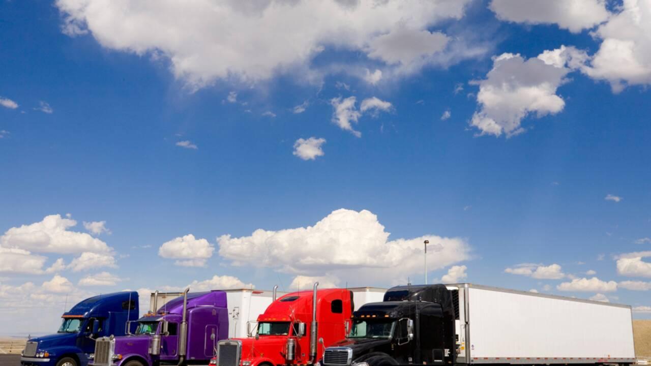 Le transport routier s'engage contre la pollution