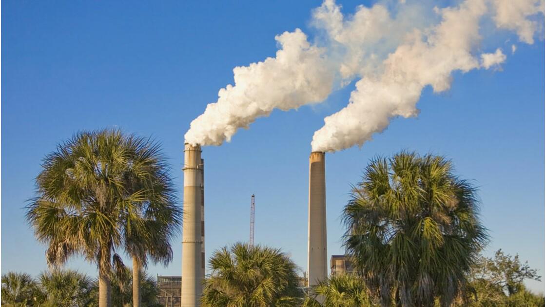 Pollution de l'air : un remède contre le réchauffement ?