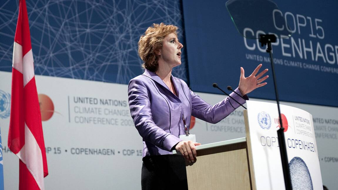 Copenhague : la présidente de la conférence démissionne