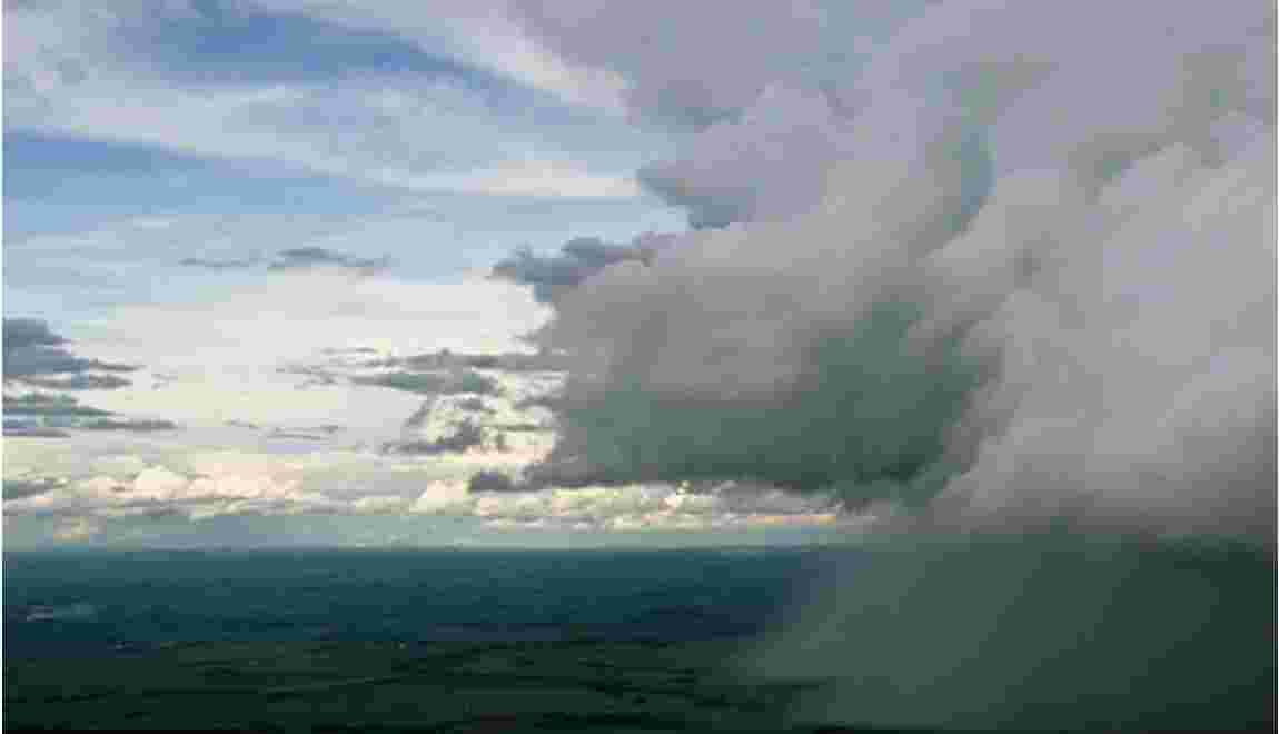 Amazonie : les rivières volantes menacées par la déforestation