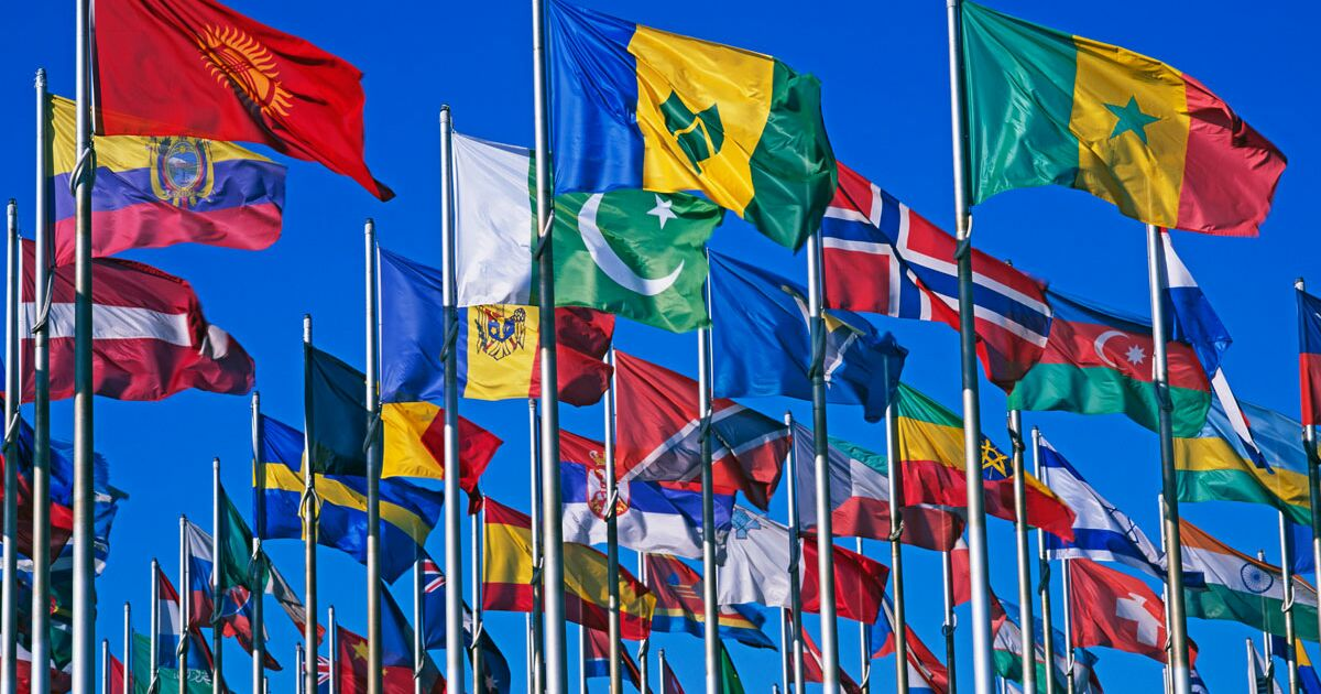 Carte Amerique Du Sud Quiz.Capitales Du Monde Testez Vos Connaissances Geo Fr