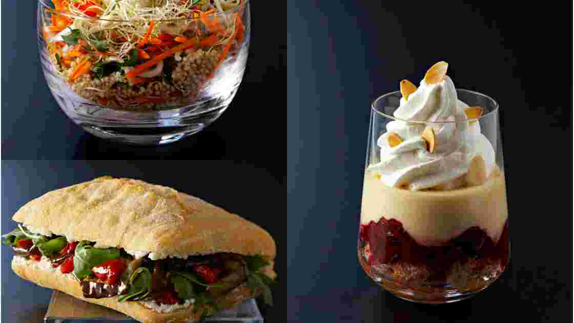 Les fast-foods à l'heure du bio