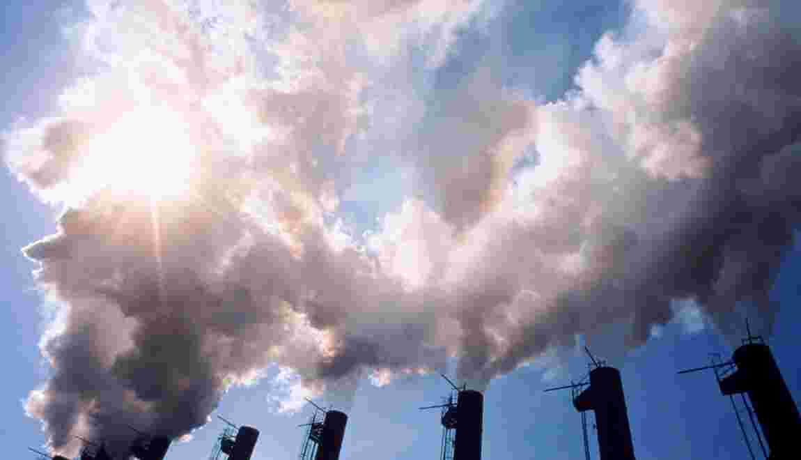 Enterrer le CO2 pour lutter contre le réchauffement climatique