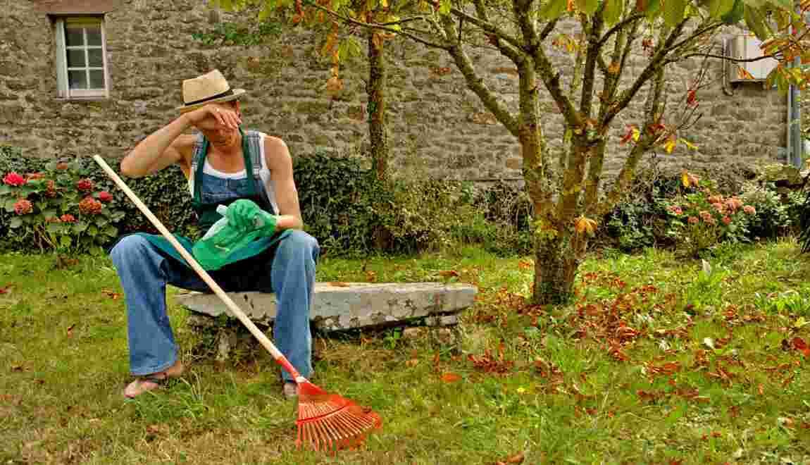 Le jardin, école des gestes écologiques