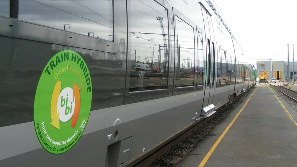Bretagne : Bibi, le train qui pollue moins