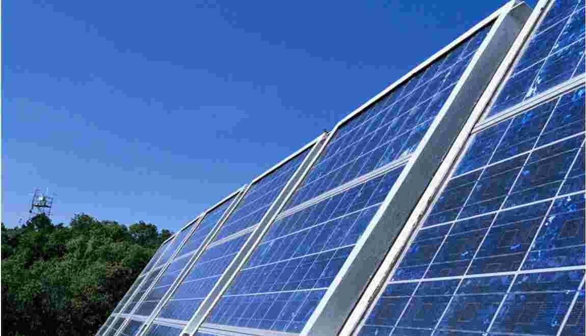L'énergie renouvelable victime de la crise