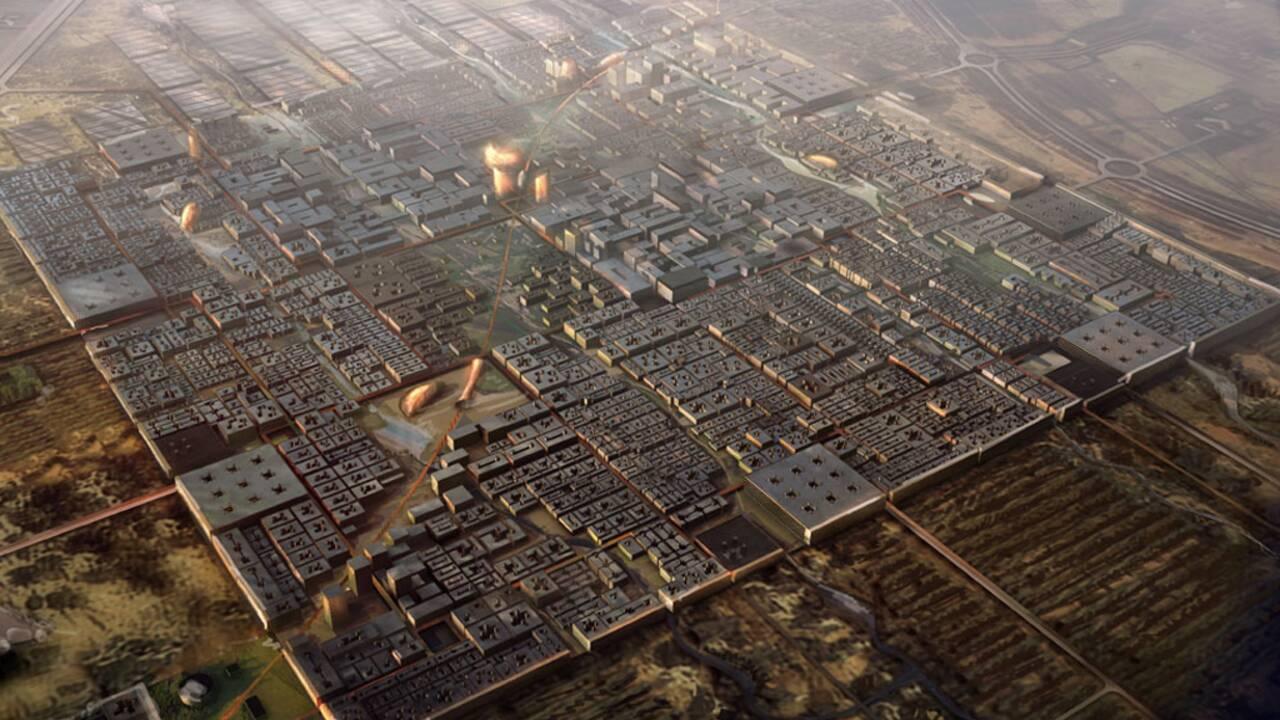 Masdar, futur bijou vert d'Abou Dhabi