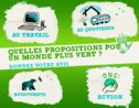 Sommet de Copenhague : MSN présente sa charte verte