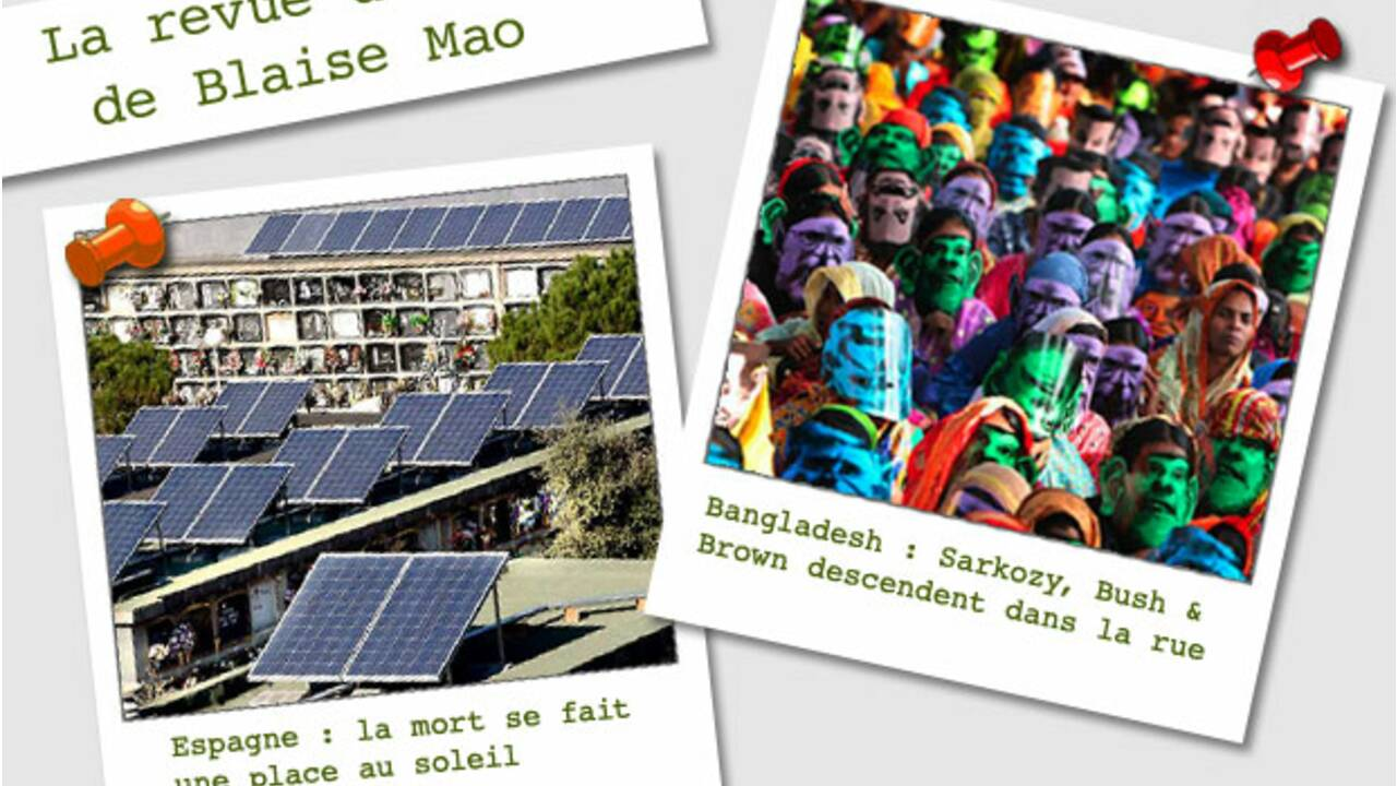 La Revue de Presse de Blaise Mao du 23 au 30 novembre