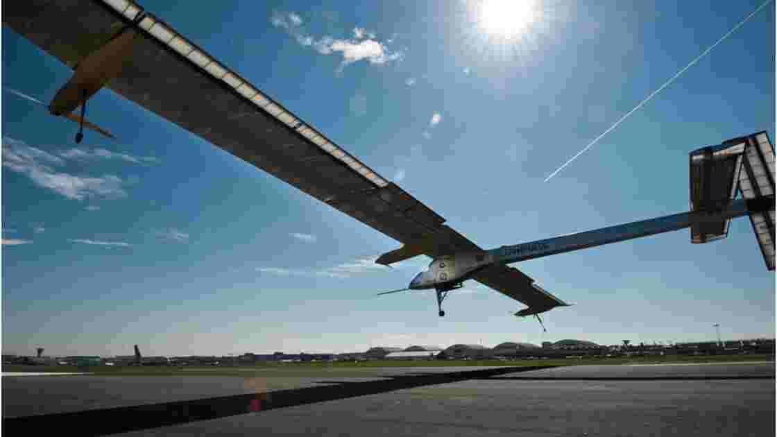 Solar Impulse, le rêve d'un monde plus durable