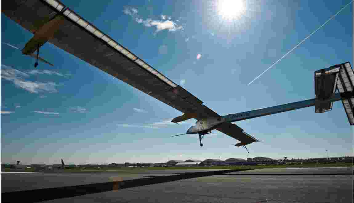Solar Impulse, le rêve d'un monde plus durable