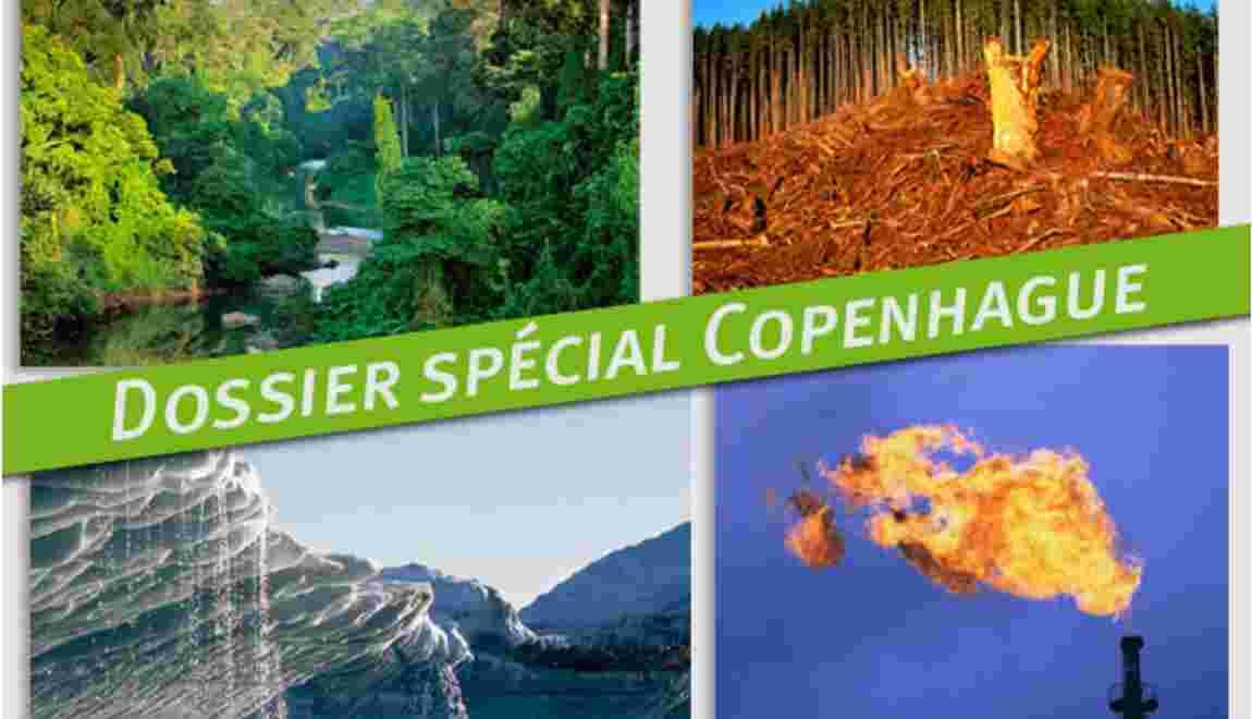 Copenhague : un premier projet officiel d'accord présenté