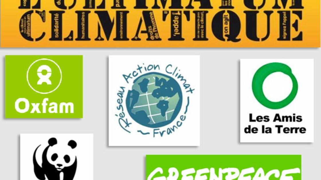 Copenhague : les ONG veulent un traité contraignant