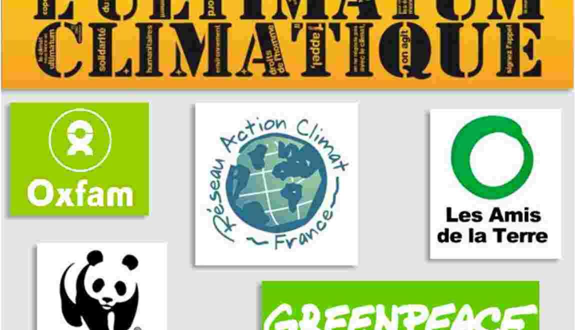 Copenhague : le coup de gueule des ONG