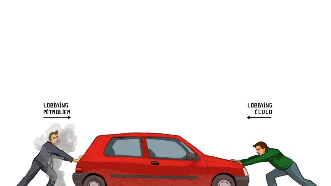 Place aux voitures propres !