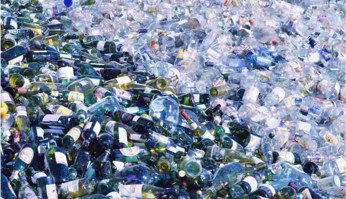 Recycler différents types de matériaux