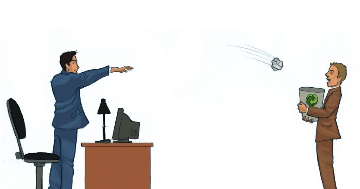 Bureau et maison même combat geo