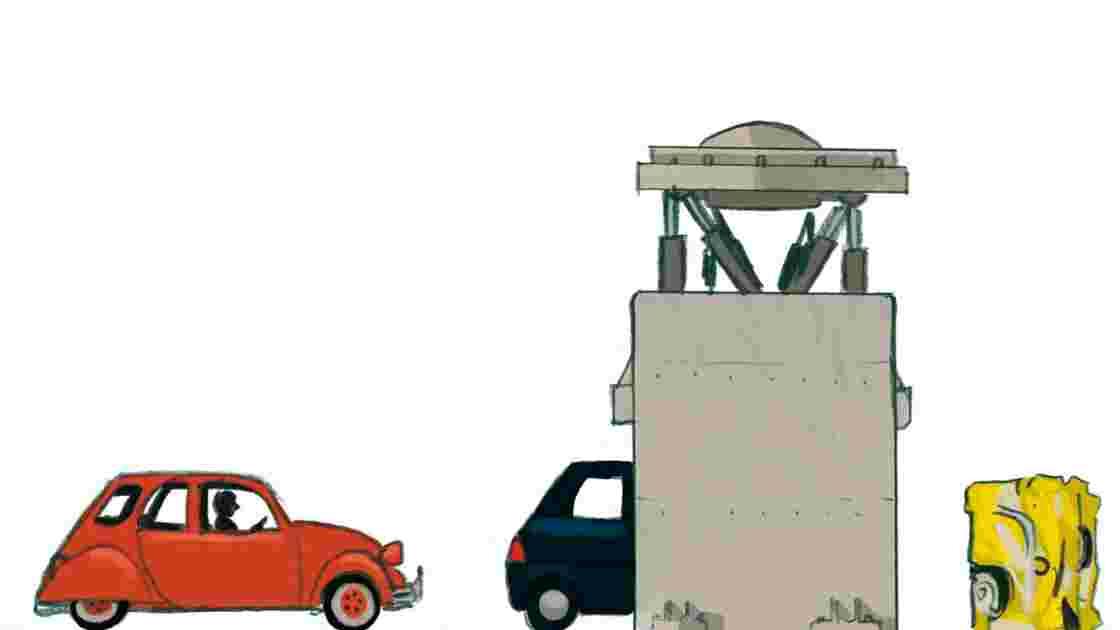 Déchets automobiles : une pollution peut en cacher une autre !